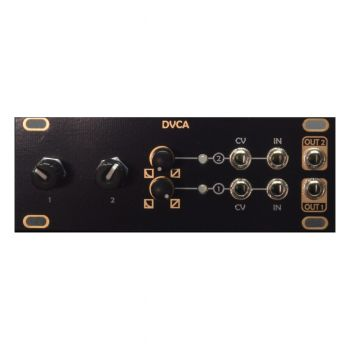 After Later Audio DVCA Eurorack Dual VCA 1U Module