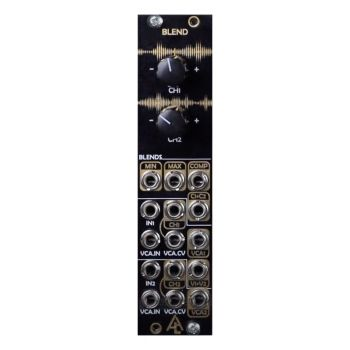 After Later Audio Blend Eurorack Mixer/VCA Module