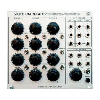 Afterlife Labs Video Calculator Eurorack Video Module (LZX)