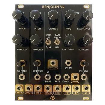 After Later Audio Benjolin V2 Eurorack Chaotic Oscillator Module