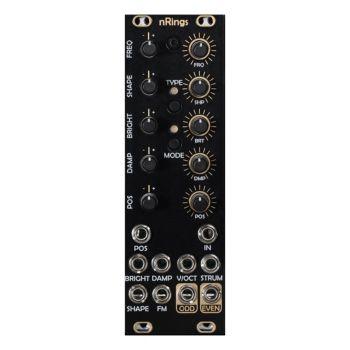 After Later Audio nRings Resonant Oscillator Eurorack Module (nano Rings)