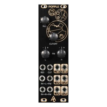 After Later Audio Popple Eurorack Stereo Filter Module