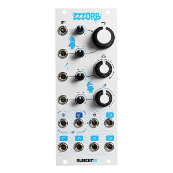 Alright Devices Zzzorb Eurorack VCF/VCA Module