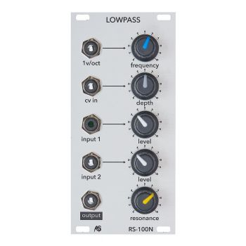 Analogue Systems RS-100N Eurorack VCF Module