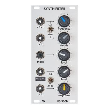 Analogue Systems RS-500N Eurorack VCF Module (EMS)