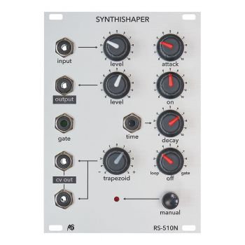 Analogue Systems RS-510N Eurorack Envelope Generator & VCA Module (EMS)