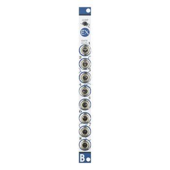 Bastl Instruments Popcorn Eurorack Expander Module - Gate (Metal)