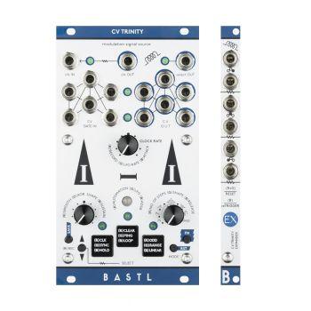 Bastl Instruments CV Trinity Eurorack Module Bundle (Metal)
