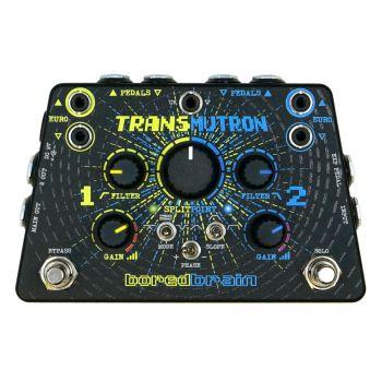 Boredbrain Music Transmutron Dual FX Loop Crossover Filter