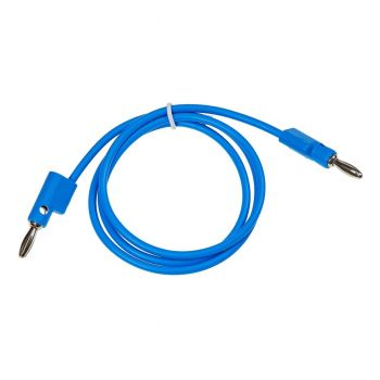 Buchla Banana Patch Cable (75cm Blue)