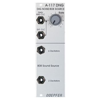 Doepfer A-117 Digital Noise/808 Source Eurorack Module