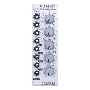 Doepfer A-123-2 High Pass Eurorack Filter Module