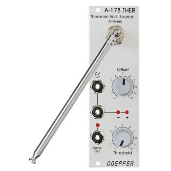 Doepfer A-178 Eurorack Theremin CV Source Module