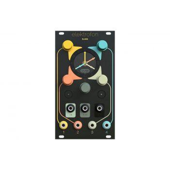 Elektrofon Klang Eurorack 4 Voice CV Quantiser Module