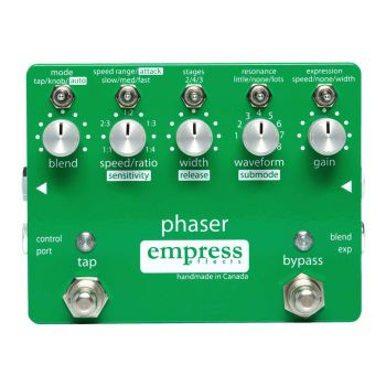 Empress Effects Phaser Effects Processor