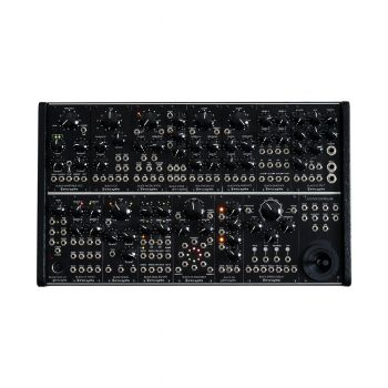 Erica Synths Black System II Eurorack Modular Synth Instrument