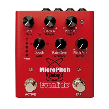 Eventide	MicroPitch Delay Effects Processor