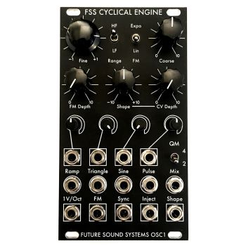 Future Sound Systems OSC1 Cyclical Engine Eurorack Oscillator Module