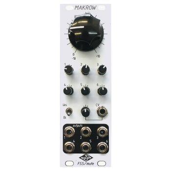 Future Sound Systems Makrow Eurorack Macro CV Utility Module