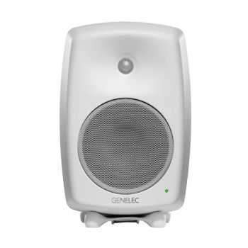 Genelec 8340A Active Studio Monitors (pair) - White