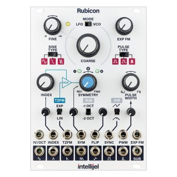 Intellijel Rubicon Eurorack Oscillator Module