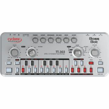 Cyclone Analogic TT-303 Bass Bot Acid Synth & Sequencer
