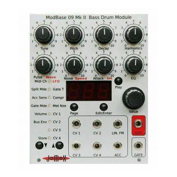 Jomox Modbase 09 MK2 Eurorack Drum Synth Module