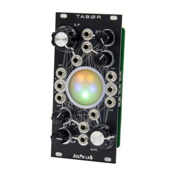 Jolin LabTabor Eurorack Rhythmic Oscillator Module (Black Orb)