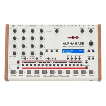 Jomox AlphaBase Analogue Drum Machine