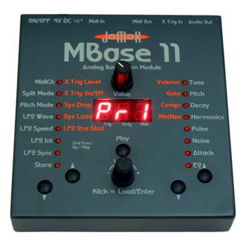 Jomox MBase II Analog Desktop Bass Drum Synth