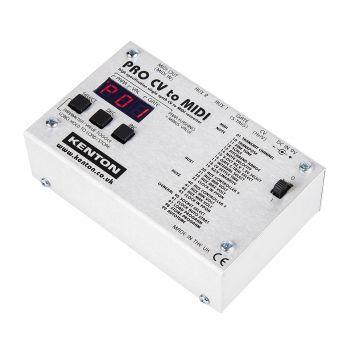 Kenton ElectronicsPro CV to MIDI Convertor (CV/Gate to MIDI)