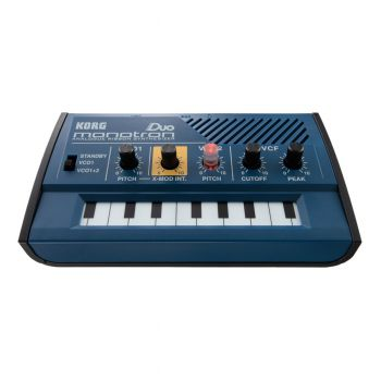 Korg Monotron Duo Dual Oscillator Analogue Synth & Filter