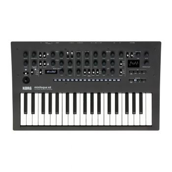 Korg Minilogue XD Polyphonic Analogue/Digital Hybrid Synth