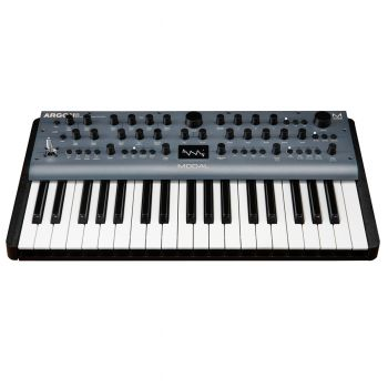 Modal Argon 8 Polyphonic Wavetable Synth