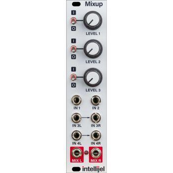 Intellijel Mixup Eurorack Audio Mixer Module