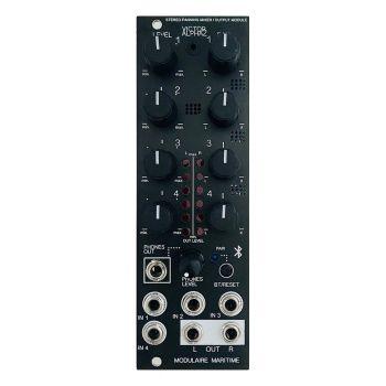 Modulaire Maritime Victor Alpha 2 Eurorack Stereo Mixer Module