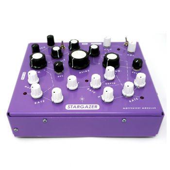 Moffenzeef Stargazer Desktop Wavetable Synth - Purple