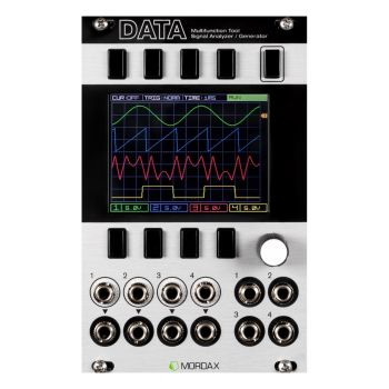 Mordax Systems DATA Eurorack Function Module (Silver)