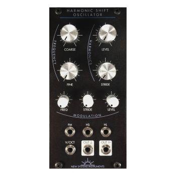 New Systems Instruments Harmonic Shift Oscillator Eurorack Module