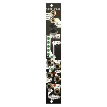 Noise Engineering Clep Diaz Eurorack Complex CV Generator Module (Black)