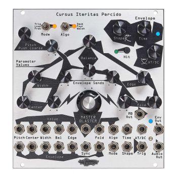 Noise Engineering Cursus Iteritas Percido Eurorack Wavetable Oscillator Module (Silver)