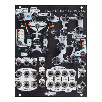 Noise Engineering Loquelic Iteritas Percido Eurorack Oscillator Module (Black)