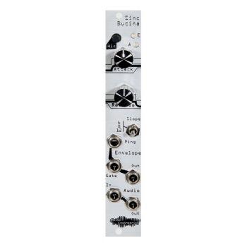 Noise Engineering Sinc Bucina Eurorack Lo Pass Gate Module (Silver)