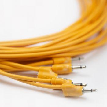 TipTop Audio StackCable 350cm Eurorack Patch Cable (Orange)