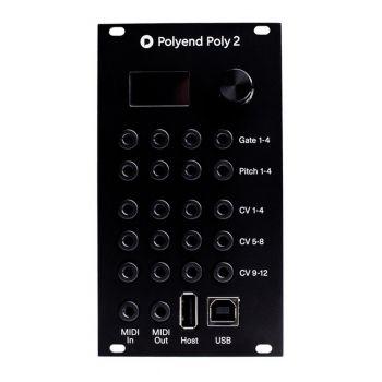 Polyend Poly 2 Eurorack MIDI to CV Convertor Module