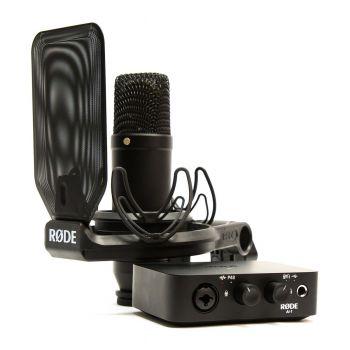 Rode NT1 & AI Mic & USB Audio Interface Bundle