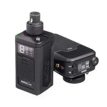 Rode RodeLink NewsShooter Wireless Mic Kit (XLR)