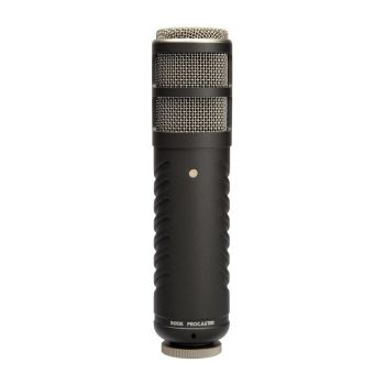Rode Procaster Dynamic Broadcast Mic (B Stock)