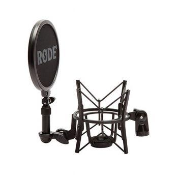 Rode SM6 Shockmount & Pop Shield