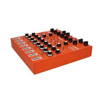 Soma Laboratory Lyra-8 Analogue Performance Drone Synthesizer (Orange)